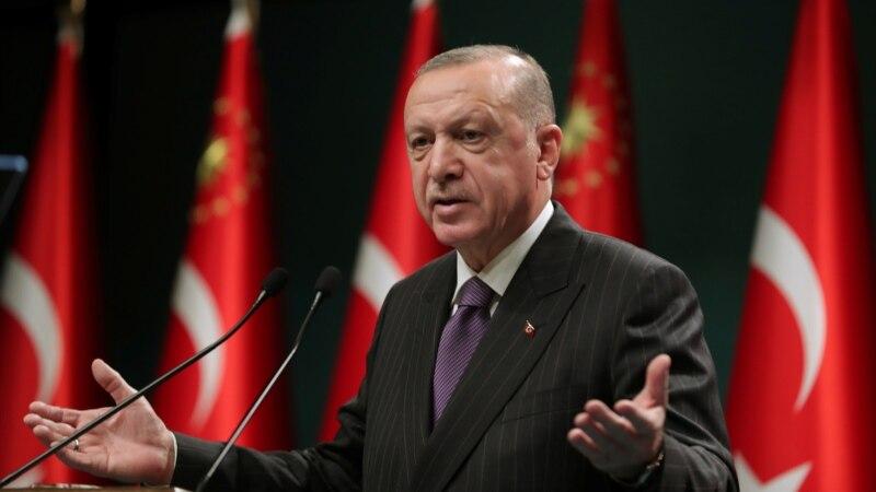Erdoğan Avropa səfirlərinə Qarabağdan da danışıb
