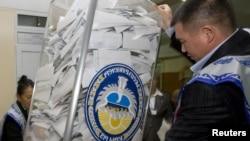 Кыргызстанда быйыл парламенттик шайлоо октябрда же ноябрда өтөт