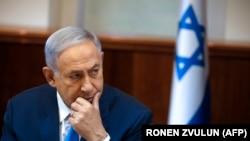 بینیامین نتانیاهو، نخستوزیر اسرائیل