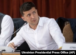 Like Petro Poroshenko before him, Ukrainian President Volodymyr Zelenskiy may seek to play to Trump's desire to announce sales for American goods or services abroad.