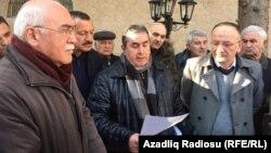İsa Qəmbər, Osman Kazımov və Mustafa Hacılı