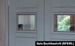 ნიკოლოზ ბასილაშვილი 25 მაისის სასამართლო სხდომაზე