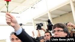 Лидерот на Каталонија Карлес Пучдемон