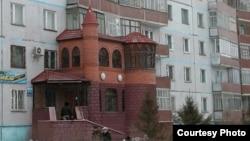 Makhachkala, illegal construction