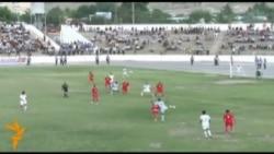 """Мухлисони дастаи футболи """"Равшан"""" боодоб шудааст"""