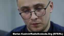 Сергій Стерненко у Шевченківському районному суді Києва, 12 червня 2020 року