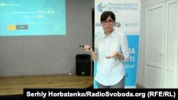 Зоряна Семеген, аналитик Transparency International