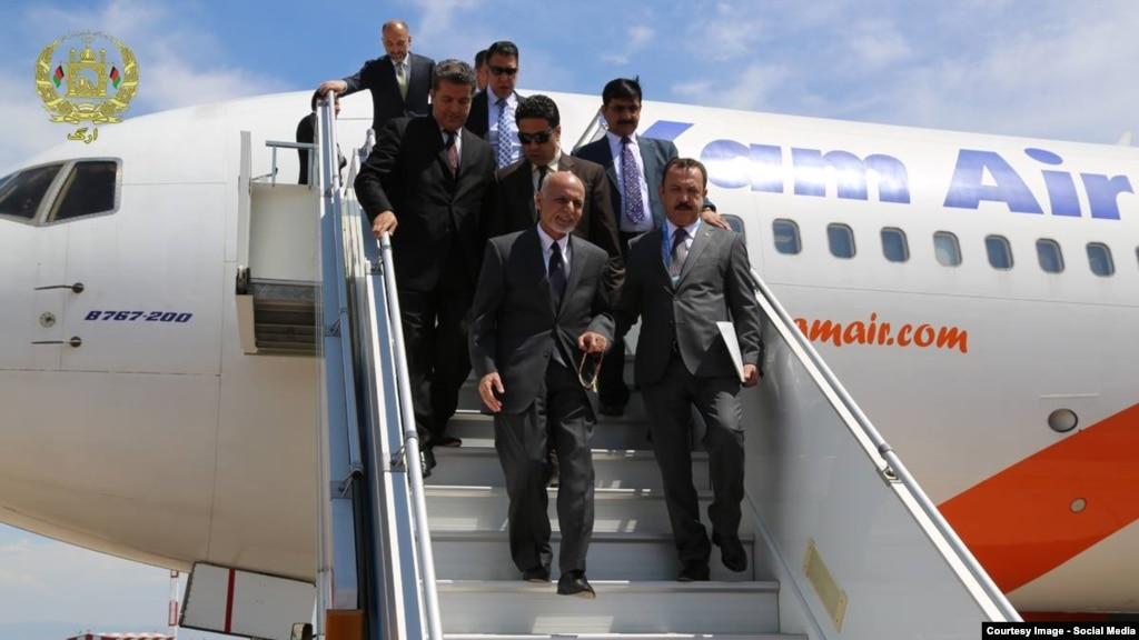 کابل: سفر رئیسجمهور بخشی از ۵ حلقه سیاست خارجی حکومت است