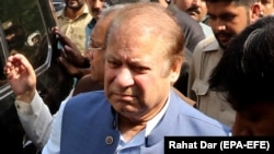 Pakistan's former Prime Minister Nawaz Sharif was once Pakistan's most popular politician and an advocate for civilian supremacy.