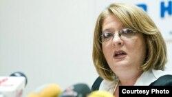 Лидија Димова, претседателка на невладината организација Македонски центар за европско образование