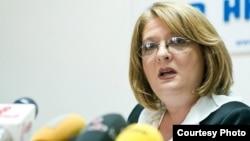 Лидија Димова претседател на невладината организација Македонски Центар за европско образование.