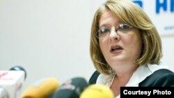 Лидија Димова, претседател на невладината организација Македонски центар за европско образование.