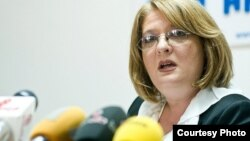 """Lidija Dimova, the director of North Macedonia's National Agency for European Educational Programs and Mobility, dismissed the reports of fraud as """"fake news."""""""