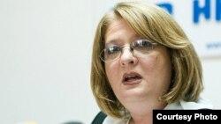 Лидија Димова претседател на невладината организација Македонски Центар за европско образование