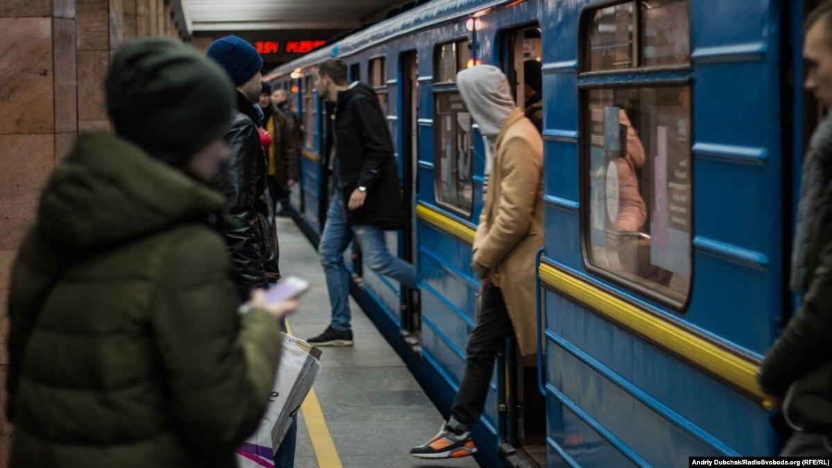 «Мінування» метро в Києві: зачинено станцію «Олімпійська» (оновлено)