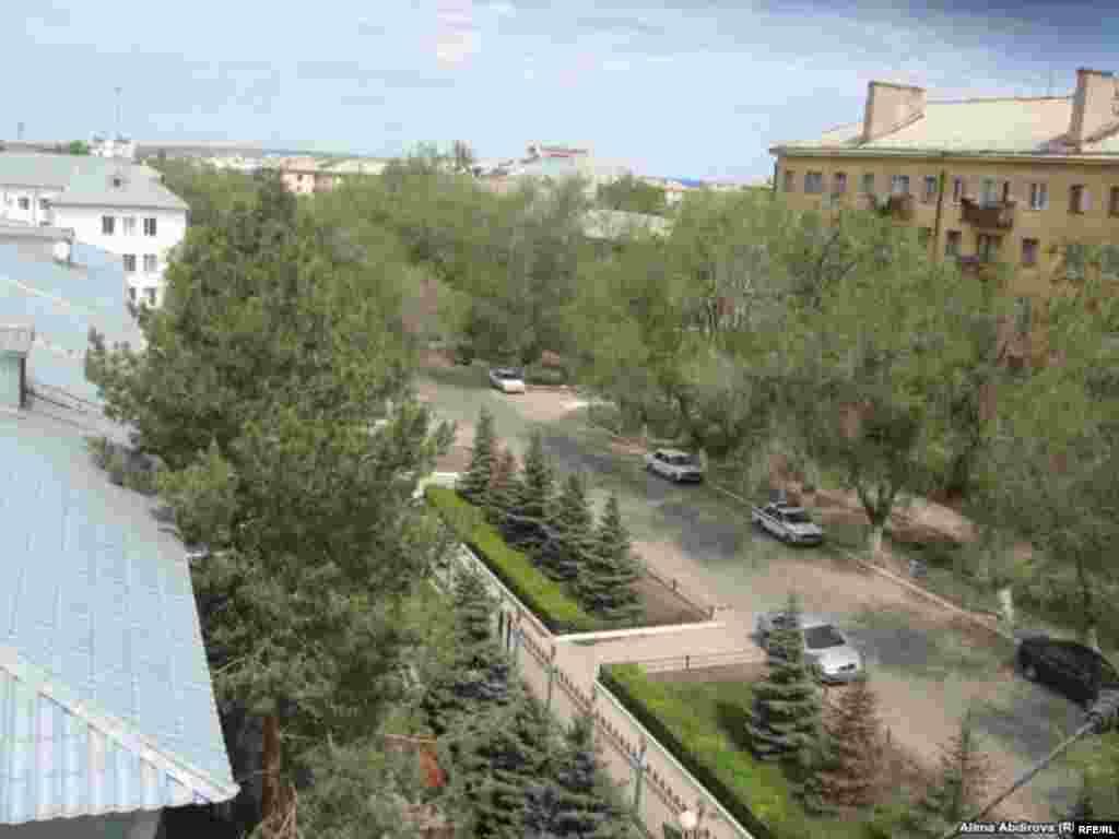 Казахстан. 31 октября – 4 ноября 2011 года #8