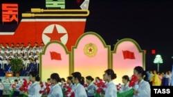 کره شمالی، چندی پيش آزمايشی هسته ای انجام داد.