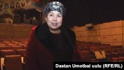 Гүлмира Адырбаева.