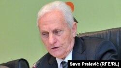 Đoko Jočić je na čelu ljekarske komore Crne Gore proveo čak dvije decenije