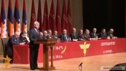 Սերժ Սարգսյանի ելույթը ազատամարտիկների դժգոհությունն է հարուցել