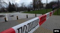 През уикенда полицията спря достъпа до паркове и градини в София.