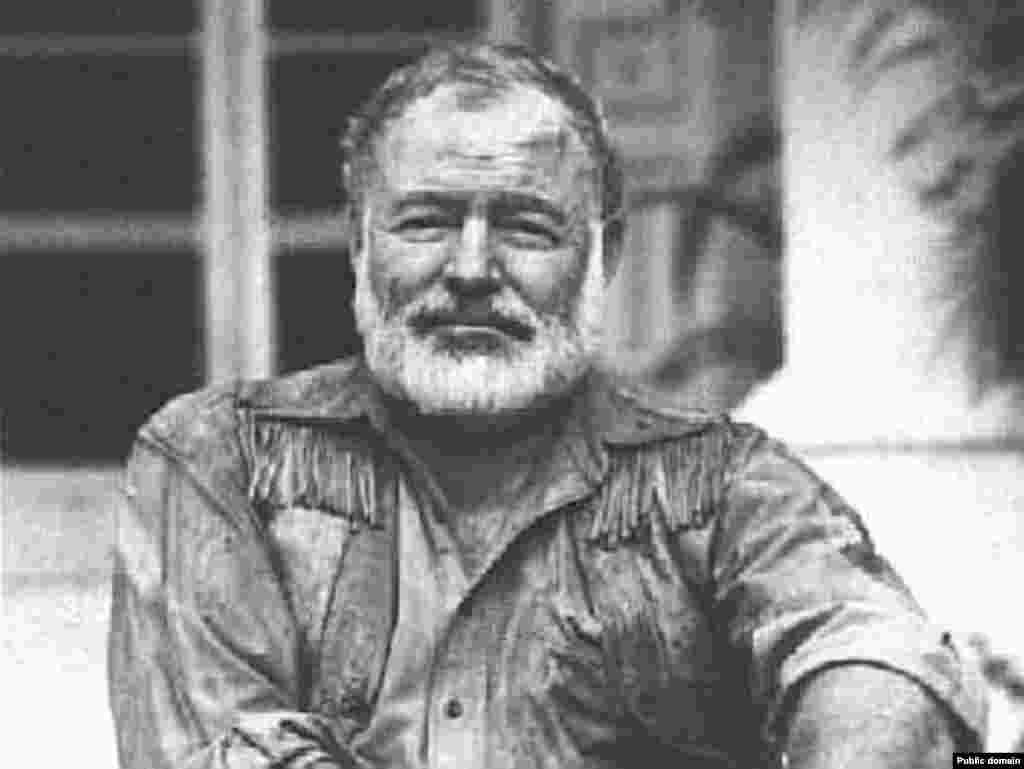 همینگوی سال ۱۹۵۴ جایزه نوبل ادبیات را از آن خود کرد.