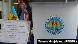 Moldova, Gagauzia, Comrat, elections for the governor of the Gagauzi-Yeri Authonomy