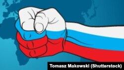 Агрессия России. Иллюстрация