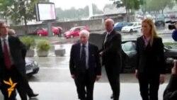 Нимиц на средби со Попоски и со Груевски