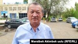 Мамат Шаиев, Ош шаарынын тургуну