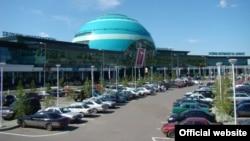 Международный аэропорт в Астане. Иллюстративное фото.
