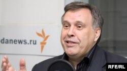 Виктор Илюхин - гость Радио Свобода
