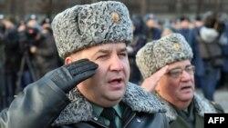 Украинскиот министер за одбрана Степан Полторак.
