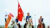 Фестивалга Кыргызстан, Казакстан, Иран, Ооганстан, Жапония жана Монголия сыяктуу 14 өлкөнүн улуттук оюндарынын спортчулары катышып жатат.