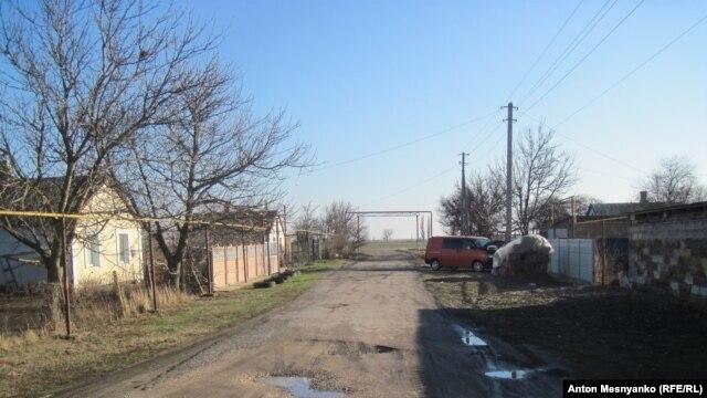 Село Долинка, Крым