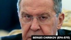 Сергей Лавров, Вазири корҳои хориҷии Русия