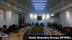 Совет на општина Охрид