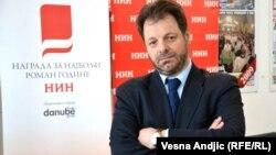 Dobitnik NIN-ove nagrade Aleksadar Gatalica