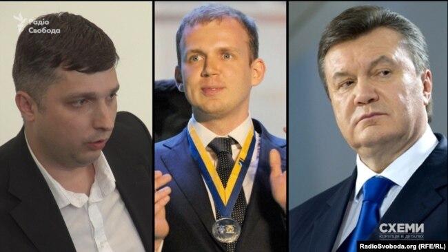 Фірма, напряму пов'язана із одним із засновників компанії, яка управлятиме екс-резиденцією Януковича, фактично за безцінь викупила активи олігарха-втікача Курченка