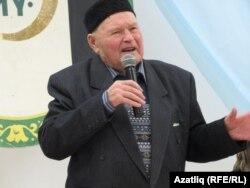 Газетага нигез салучы Мәсгут Гаратуев
