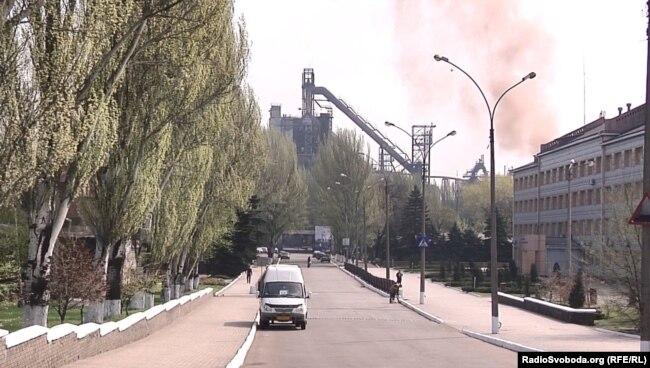 «Єнакієвський металургійний завод»