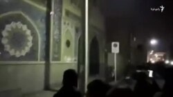 تداوم اعتراضات در شهرهای ایران