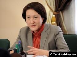 Нуржан Шайылдабекова