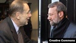 زمان و مکان دور دوم مذاکرات علی لاریجانی و خاویر سولانا مشخص نیست.