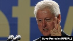 Колишній президент США Білл Клінтон