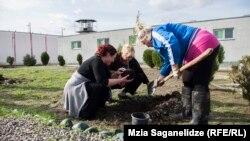 Ув'язнені жіночої в'язниці в Руставі (архівне фото 2015 року)