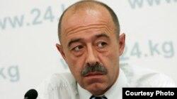 Александр Князев, российский эксперт по Центральной Азии.