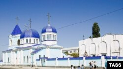 Восстановленный храм Архангела Михаила в Грозном - еще один аргумент чеченских властей, утверждающих, что республика возвращается к мирной жизни