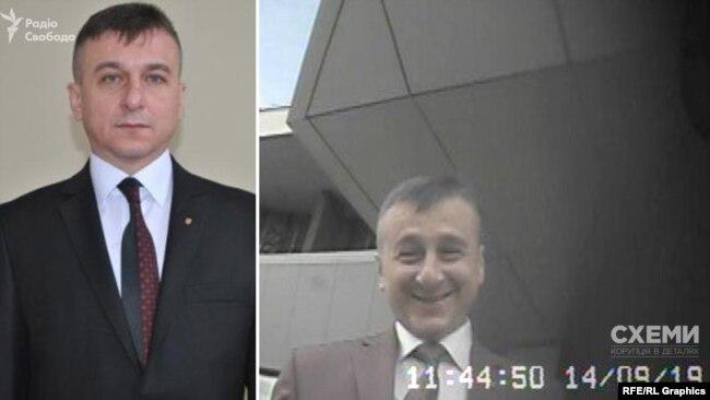 14 вересня Руслан Комар-Чорний, який на той момент вже подав свою декларацію як претендент на посаду Тернопільського «губернатора», мав співбесіду з Денисом Єрмаком