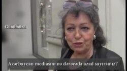 Azərbaycan mediasını nə dərəcədə azad sayırsınız?